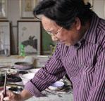 书画家刘纪