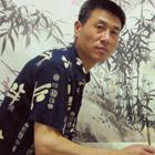 书画家张洪山