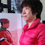 书画家郭丽岩