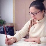 书画家张瑰丽
