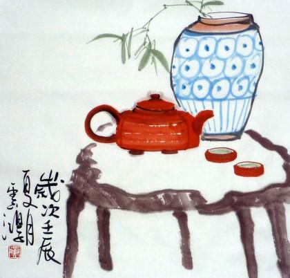 小品椅子手绘效果图马克笔