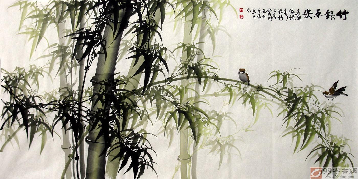 描写竹子的诗句