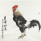 王向阳《吉祥如意》 中国美术家协会会员(询价)