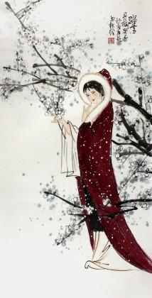 """河南/貂蝉是古代一种女官名,""""闭月羞花""""中的""""闭月""""就是形容貂蝉..."""
