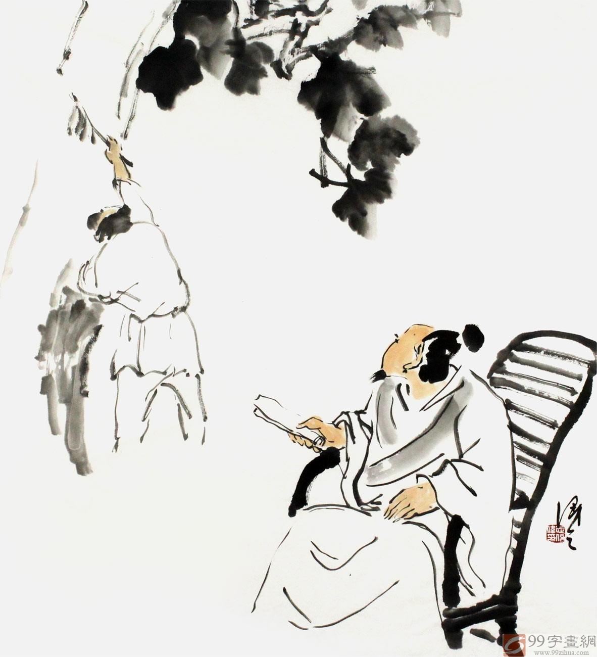 陈漫之,本名陈志伟,1979年生于河北丰润,现居北京。自幼随父习人物肖像,同时临习芥子园画谱,兼习书法,打下坚实的造型和笔墨基础。1999 年考入河北大学艺术学院艺术设计专业,同年师从著名书法家、诗人赵逢明先生习书法和诗词。2011年因偶然机缘受到华裔著名教育家、艺术巨匠钟正山先生赏 识,收为入室弟子。2013年求师于国画大家王同仁先生。山水、人物、花鸟兼能,尤长于大写意人物,线描亦精。 2002年参加湘楚杯全国书画大展获二等奖 2008年自辑旧体诗200余首成《枣庵诗存》 2009年参加赵逢明先生师生自