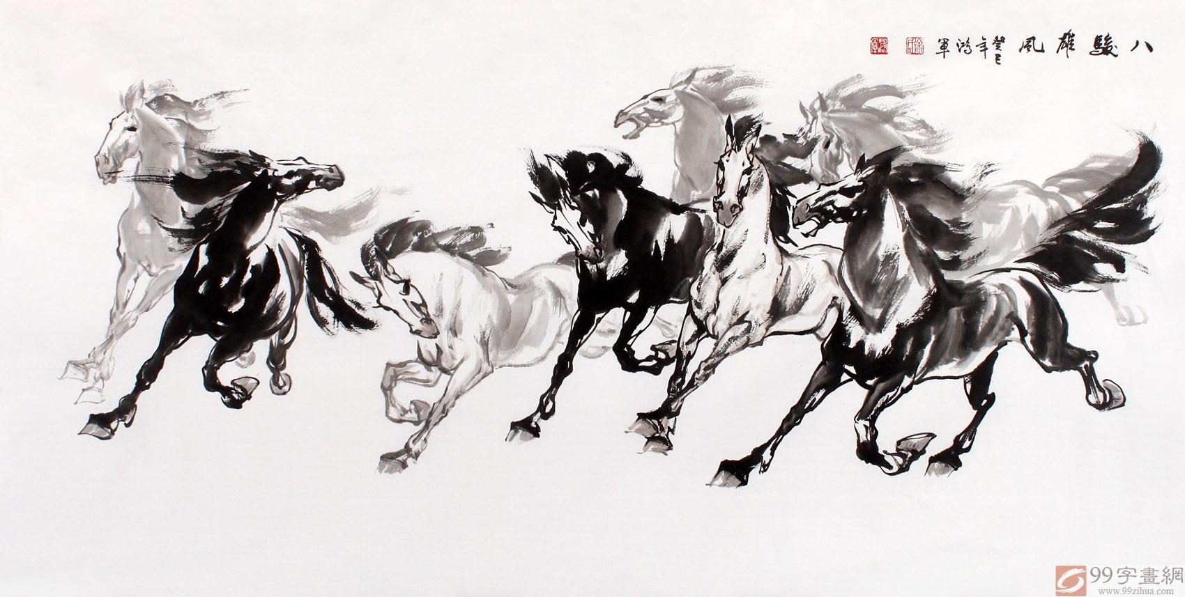 徐鸿军,1959年生于黑龙江绥化市,现为绥化市美术家协会理事,中国美术家画院院士,中国马文化博物馆签约画家,自由喜爱书画,1984年毕业于哈尔滨师范大学美术系。1991年在北京画院研究班师从周思聪先生学习画人物,2009年师从名家徐宝铭先生学习画马。曾多次参加省地市级书画展并举办过个人画展,及多人联展。 几十年来,徐鸿军先生广拜名家,博采众长;笔耕不缀,他的马以线为主,水墨至上,不求色似,但求意足,气韵清新,形象生动。