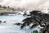 【已售】张慧仁小八尺19461188伟德《青山绿水伴吾家》