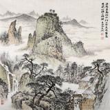 【已售】国家画院刘金河四尺斗方《世态呈万相》
