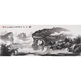 张慧仁小六尺精品最新博彩大全《象山水月》