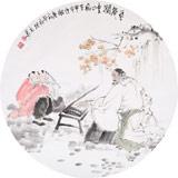 南海禅寺 妙林居士 最新博彩大全《琴声润童心》