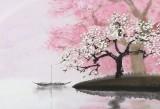【已售】当代著名画家王寿 四尺斗方《江南之春》(询价)