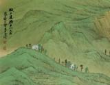 刘金河 巨幅获奖精品《徽乡遗韵》 国家画院山水名家