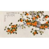 【已售】凌雪 六尺《事事如意》 北京美协会员