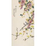 【已售】凌雪 四尺《紫气东来》 北京美协会员