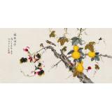 【已售】凌雪 四尺《福禄满堂》 北京美协会员
