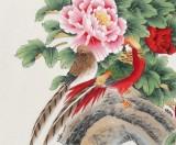【已售】凌雪 四尺《前程似锦》 北京美协会员