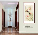 凌雪 三尺《金玉满堂》 北京美协会员