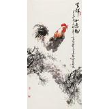 王向阳 四尺《吉祥如意图》 中国美术家协会会员(询价)