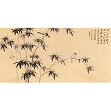 皇甫小喜 四尺《日日临池把墨研》 河南著名花鸟画家