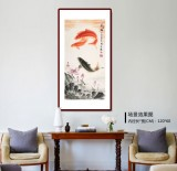 周升达 三尺《美满》 中国画院国画组长(询价)