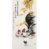 张春奇 三尺《幸福和睦一家亲》 徐悲鸿纪念馆艺术中心理事(询价)