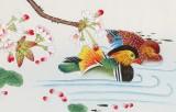 【已售】凌雪 三尺《和和美美》 北京美协会员