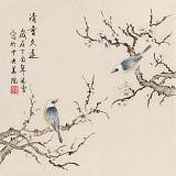 【已售】凌雪 三尺斗方《清香久远》 北京美协会员