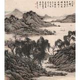 【已售】吴显刚 《春来上洛桥》 贵州七星关美协主席