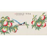 凌雪 三尺《福寿康宁》 北京美协会员