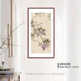 皇甫小喜 三尺《鸟语花香》 河南著名花鸟画家