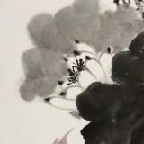 梁景欣 三尺《金玉满堂》 学院派画家