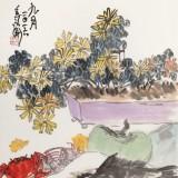 王永刚 《九月》 国家一级美术师