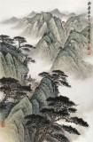 【已售】刘金河 《齐鲁青未了》 中美协会员 国画画院画家