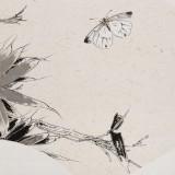 陈薪名《君子清风》 第六届全国花鸟画展金奖获得者