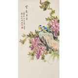【已售】凌雪 三尺《紫气东来》 北京美协会员