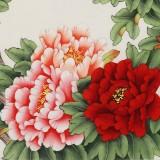 【已售】凌雪 四尺《花开富贵》 北京美协会员