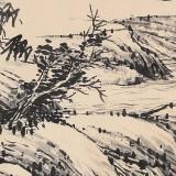 张春奇 四尺《江南烟笼十里堤》徐悲鸿纪念馆艺术中心理事(询价)