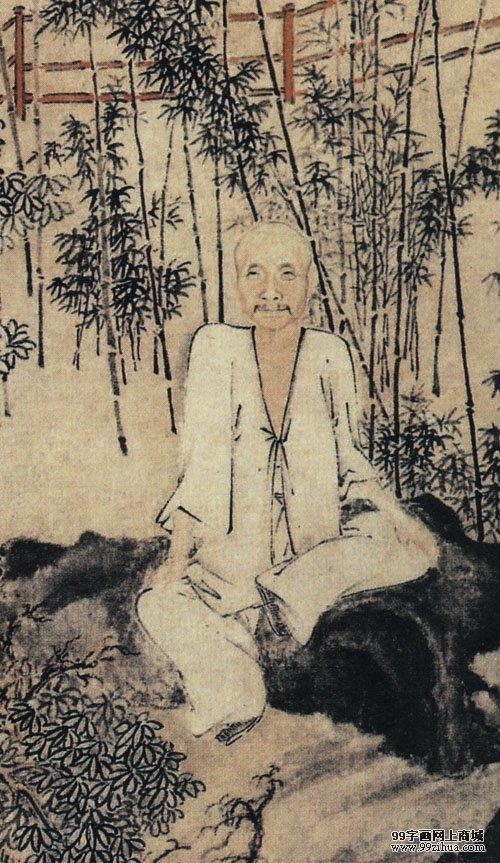 擅长画竹子的国画家