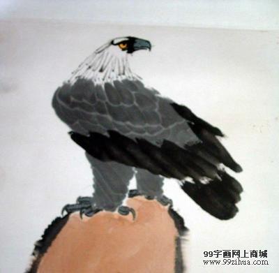 高东动物字画