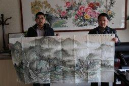 刘金河老师在99字画网(1)