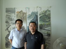 拜访刘金河老师(2)