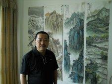 拜访刘金河老师(1)