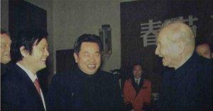 1989年与陈云同志