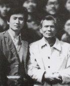 85年与恩师吴冠中